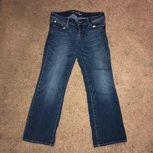 American Eagle slim bootcut  jeans